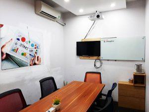 cho thuê phòng họp phú nhuận hcm the bib space