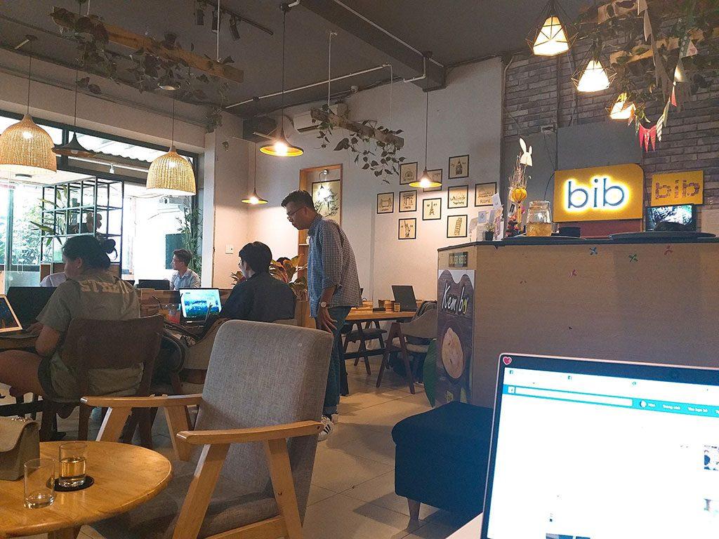 Co-working space quận Phú Nhuận giá rẻ tại The Bib Space