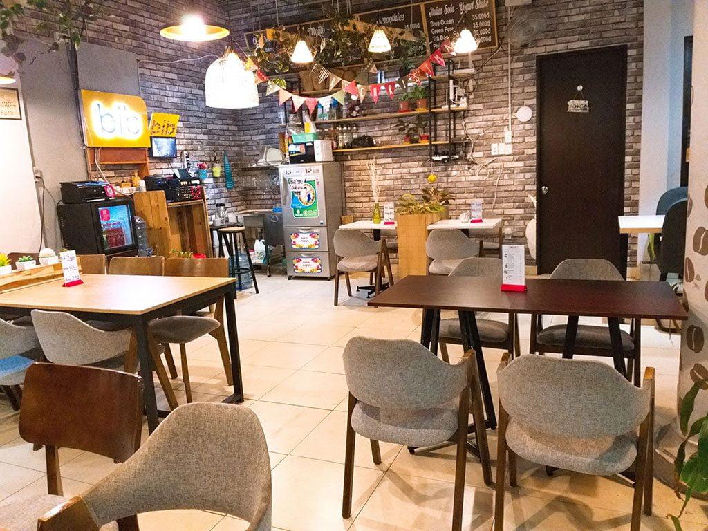 Chỗ ngồi làm việc cho freelancer giá rẻ tại quận Phú Nhuận The bib Space