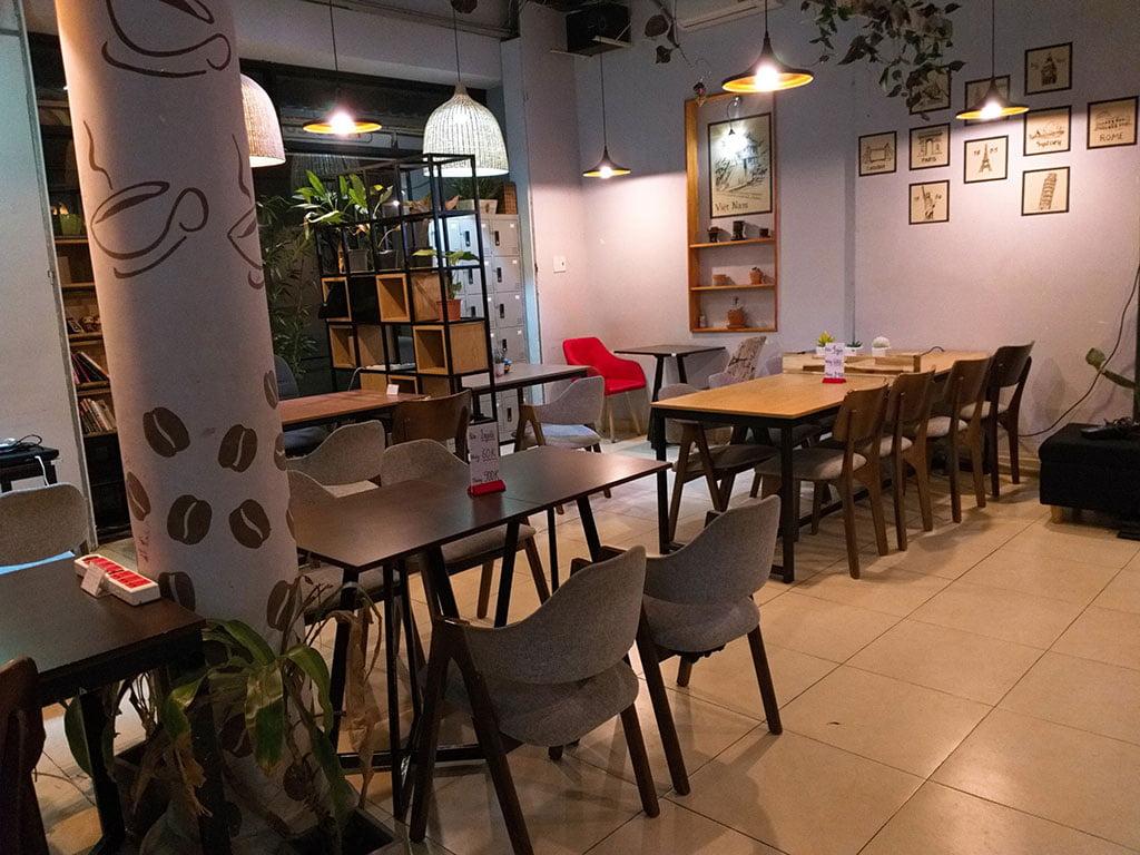 Không gian làm việc cho freelancer giá rẻ tại quận Phú Nhuận hcm The bib Space