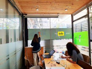 Cho thuê văn phòng làm việc 10 người Phú Nhuận HCM The bib Space