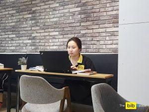 Cho thuê chỗ ngồi làm việc giá rẻ 1tr/người tại quận Phú Nhuận HCM The bib Space