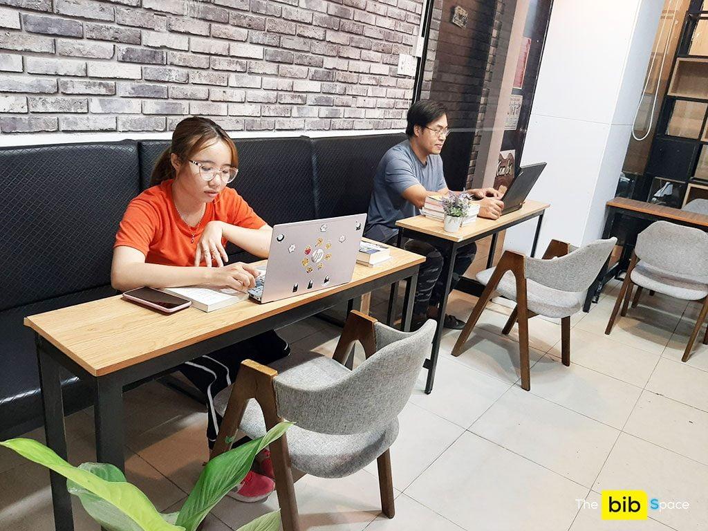 Làm việc chuyên nghiệp cả tháng chỉ với 1tr/người tại quận Phú Nhuận HCM The bib Space