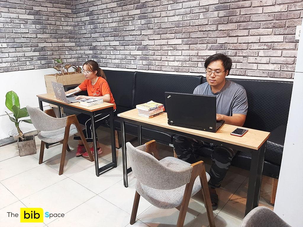 Làm việc theo giờ hành chính chỉ với 1tr/người cho cả tháng tại quận Phú Nhuận HCM The bib Space