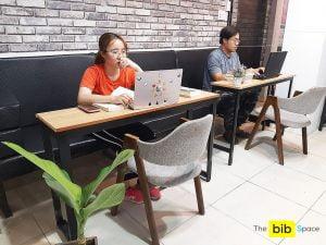 Phòng làm việc theo nhóm giờ hành chính 8tr5/tháng tại quận Phú Nhuận HCM The bib Space