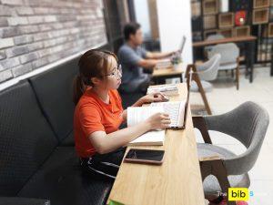 Văn phòng làm việc theo nhóm chuyên nghiệp cả tháng với 8tr5/tháng tại quận Phú Nhuận The bib Space
