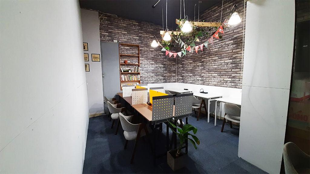 Văn phòng chia sẻ Phú Nhuận The bib Space