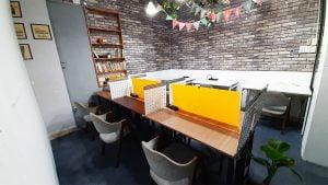 Văn phòng chia sẻ The bib Space
