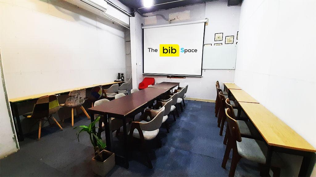 Cho thuê phòng làm lớp học Phú Nhuận The bib Space