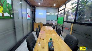 Cho thuê phòng họp 10 người giá rẻ quận Phú Nhuận The bib Space