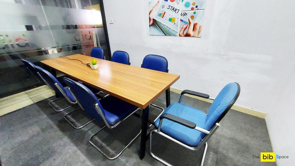 Cho thuê phòng họp nhỏ giá hssv tại quận Phú Nhuận HCM The bib Space