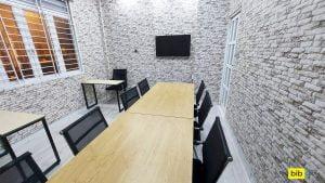 Cho thuê văn phòng có sẵn nội thất tại quận Phú Nhuận giá rẻ The bib Space