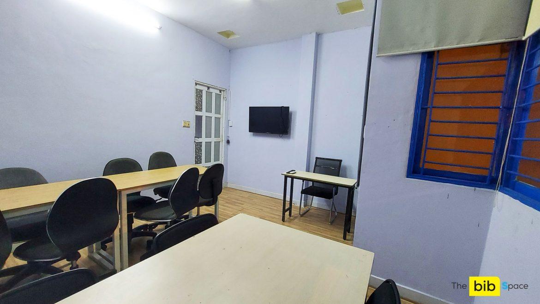 Thuê văn phòng giá rẻ quận Phú Nhuận HCM The bib Space